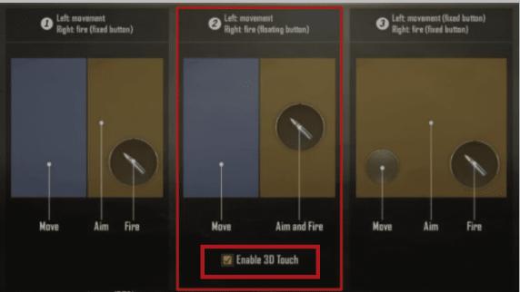 Cara Setting Control Terbaik Untuk PUBG Mobile. 11