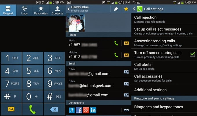 Manage Contacts on Samsung Galaxy S5: Add, Edit, Delete, Save, Join