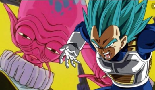 Dragon Ball Super Reveals Why Vegeta Wants to Visit Yardrat