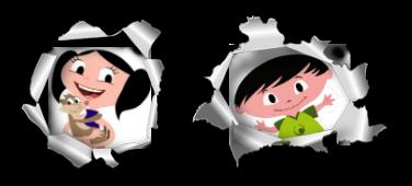 Personagens Show da Luna