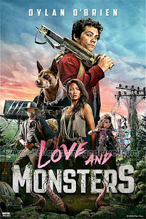 Amor y Monstruos (2020) [Latino-Ingles] [1080P] [Hazroah]