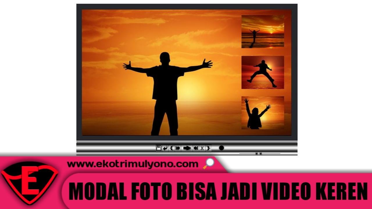 aplikasi edit foto jadi video musik