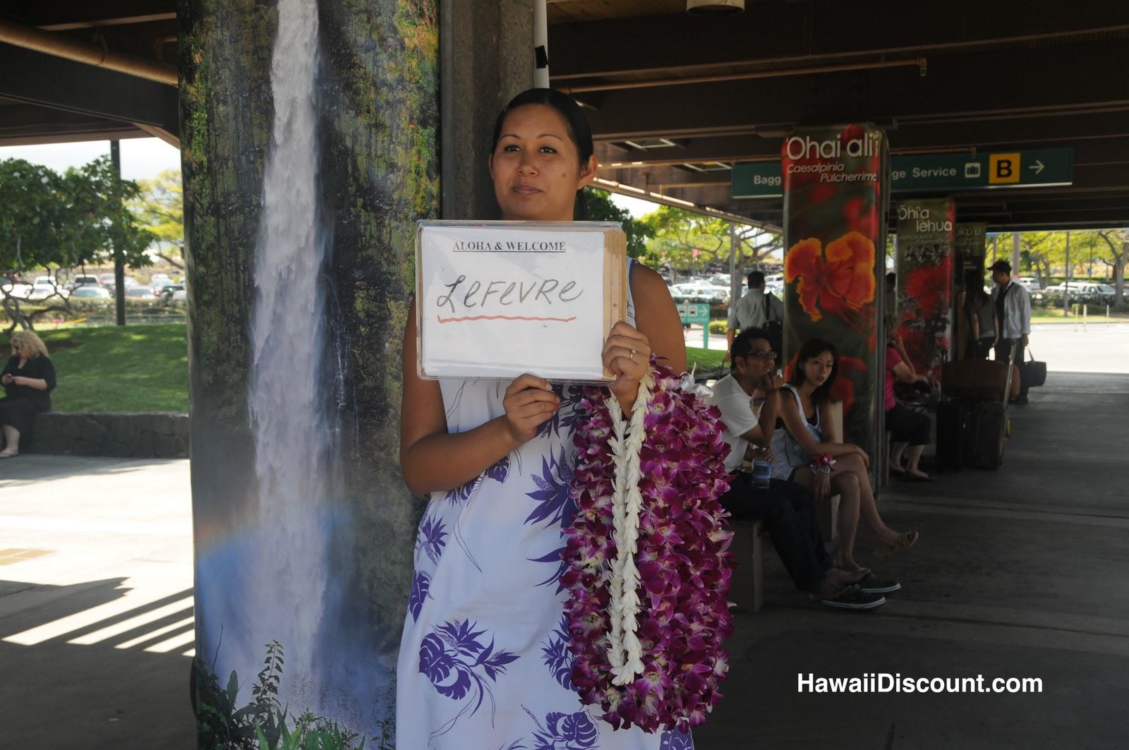 Hawaii lei greetings hawaii tours traveling trio hawaii lei greetings kristyandbryce Gallery