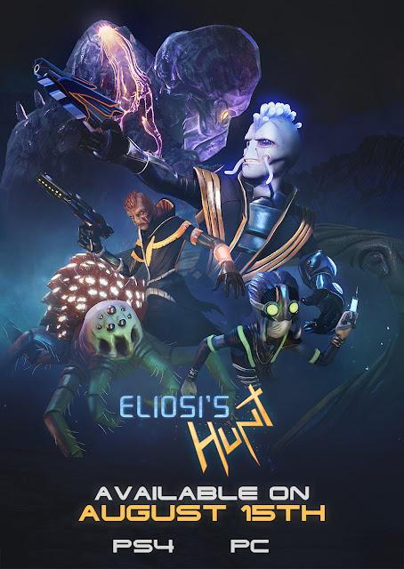 Eliosi's Hunt, jogo indie brasileiro, ganha data de lançamento