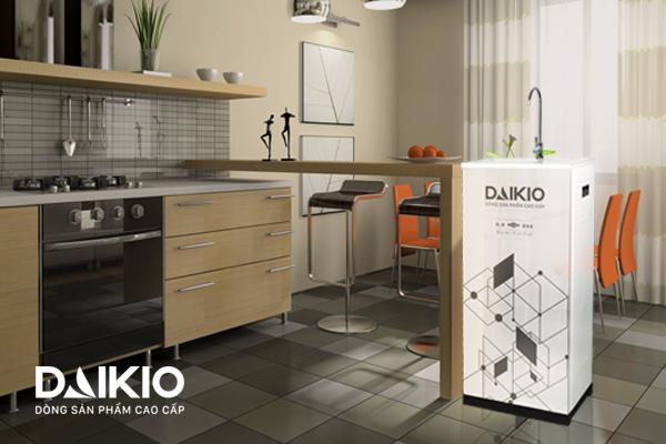 Máy lọc nước Daikio thông dụng DKW-00005H- Trắng sữa- 5 cấp