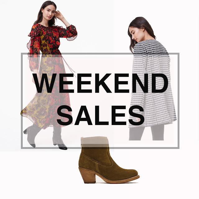 Boston Life and Style Blogger, The Northern Magnolia, rounds up the best weekend sale on the web!