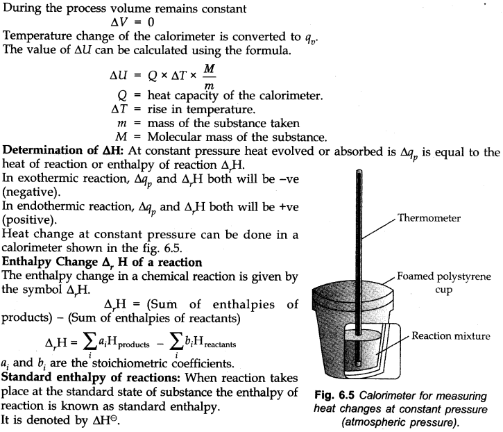 class 11 chemistry chapter 6