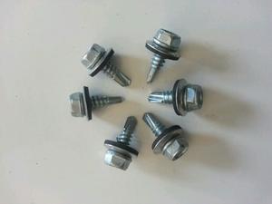 pemasangan sekrup baja ringan self drilling screw baut spandek trimdek