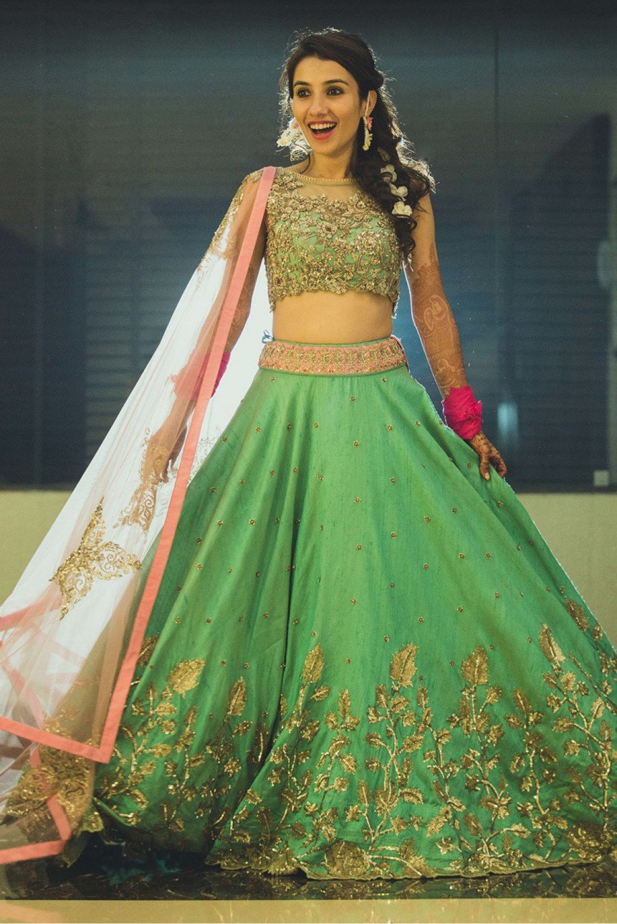 Best Indian Designer Bridal Lehenga Ghagra Choli For