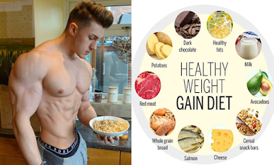 How can I gain weight so safely!!