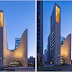 Igreja na Coreia do Sul impressiona com arquitetura e cruz suspensa