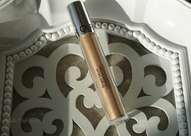Sephora Bright Future Radiant Luminizer Cognac | bellanoirbeauty.com