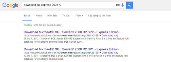 Hướng dẫn cài đặt phần mềm Dân Trí Soft với Windows 8, Windows 10 và cơ sở dữ liệu SQL Server 2008