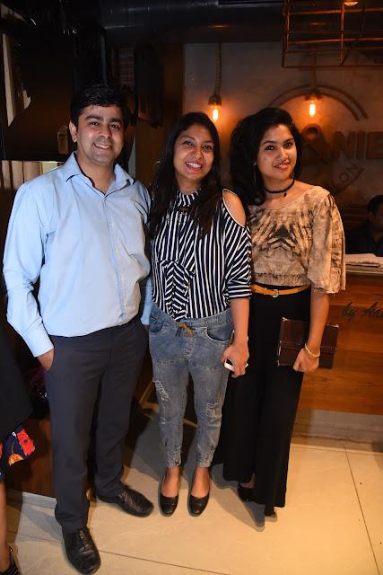 Nishant Arora, Surbhi Arora, Riti Singh