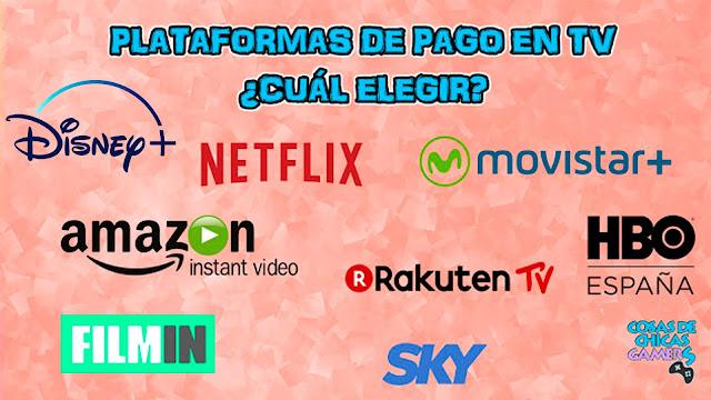 Plataformas digitales de TV
