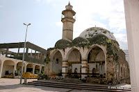 the Great Mosque, also known as the Omri Mosque