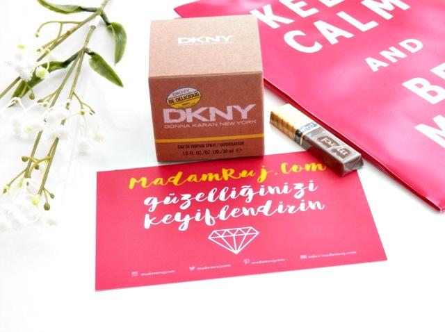 Dkny Be Delicious Edp Parfum Yorumlari Blog