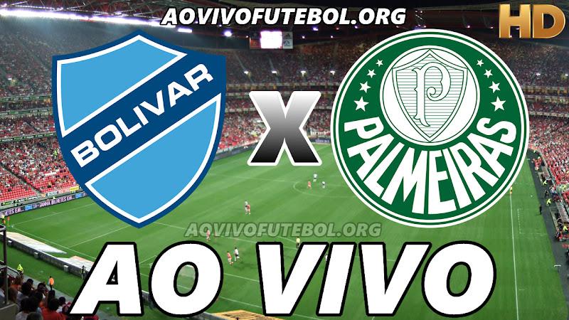 Bolívar x Palmeiras Ao Vivo Online HD