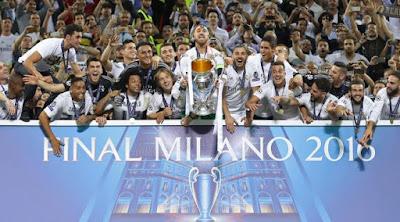 Pemenang Liga Champions 2016