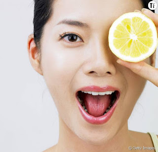 Se débarrasser des points noirs définitivement avec le citron