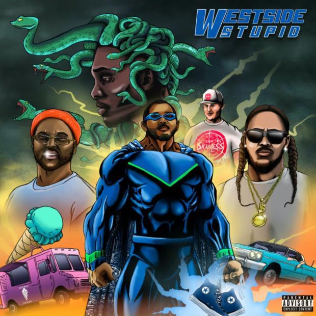 MP3: T.F & Uce Lee Ft. ScHoolboy Q – Westside Stupid #Arewapublisize