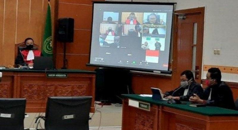 Terdakwa Abu Rara Pelaku Penusuk Wiranto Divonis 12 Tahun Penjara