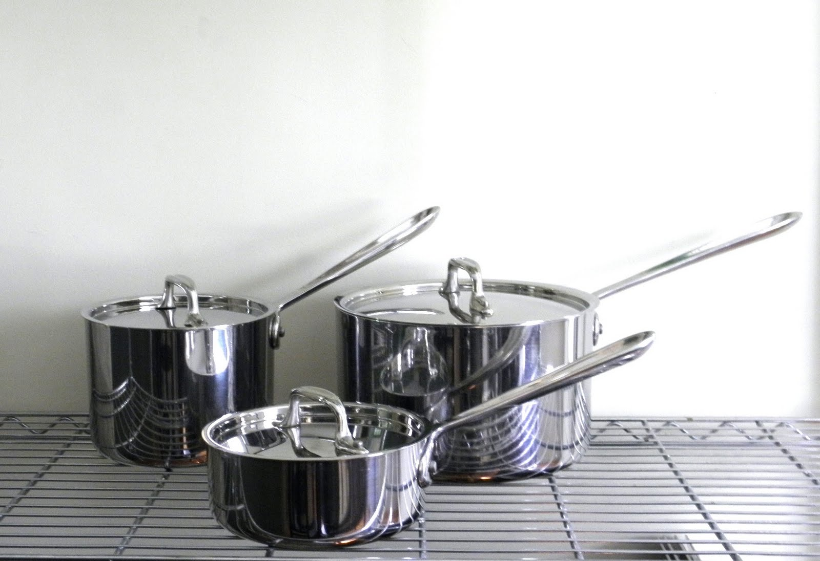 Good Things By David Essential Pots Amp Pans