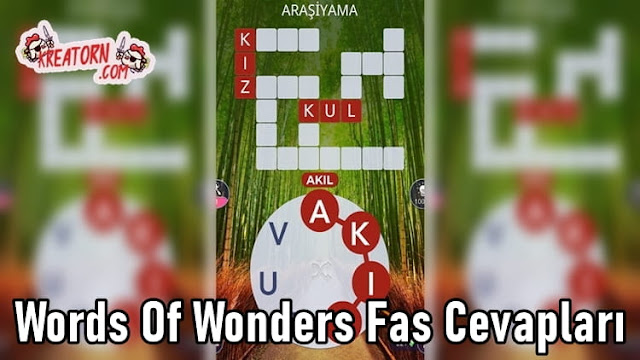 Words-Of-Wonders-Fas-Cevaplari