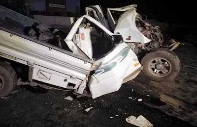 حادث الدهس على الطريق الإقليمى