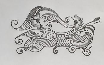 Snail Tatoo Design Motif