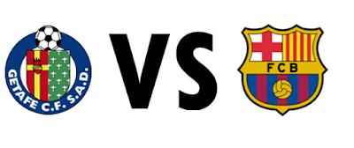 موعد مباراة برشلونة وخيتافي اليوم الاحد 12-05-2019 الدوري الاسباني والقنوات الناقلة