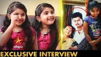 Actress Baby Sherin Interview | Mouna RagamSerialShruthi