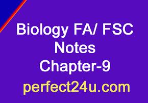 Biology Notes fa fsc pdf