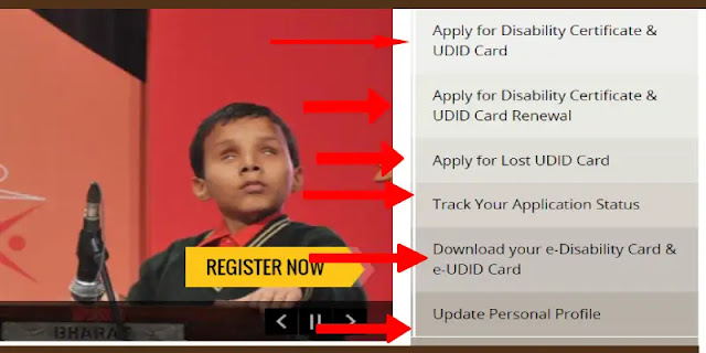 unique disability ID card  features
