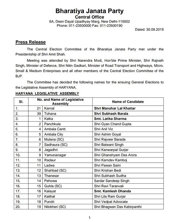 haryana-bjp-candidate-list-1