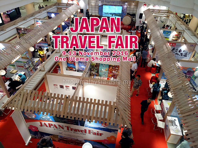 Malaysia Japan Travel Fair