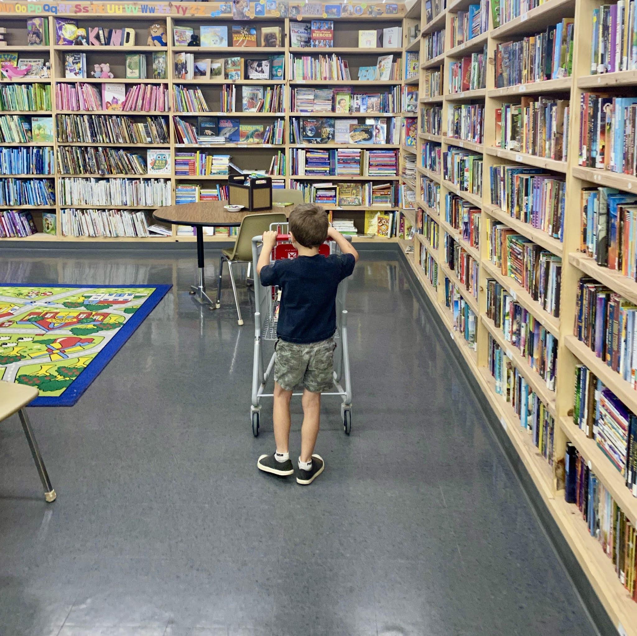 Shopping for Books | biblio-style.com
