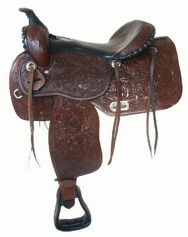 Ковбойское лошадиное седло