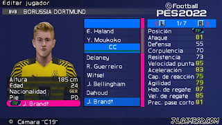 PES 2022 EFOOTBAL PPSSPP ANDROID