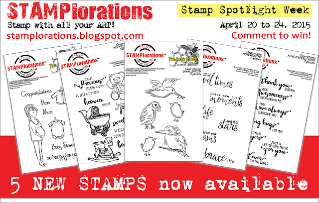 Stamp Spotlight Week Blog Hop!