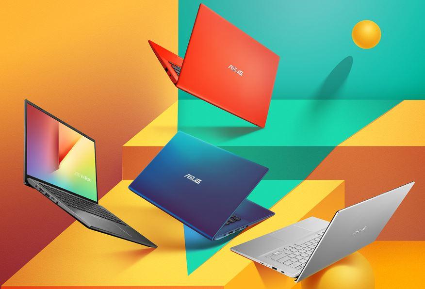 Harga dan Spesifikasi Asus A412FA EK301T, Laptop Tipis Murah Bertenaga Core i3-8145U