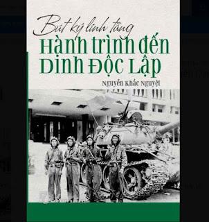 Bút Ký Lính Tăng - Hành Trình Đến Dinh Độc Lập ebook PDF-EPUB-AWZ3-PRC-MOBI