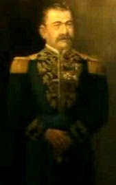 Retrato de Pedro Lagos parado