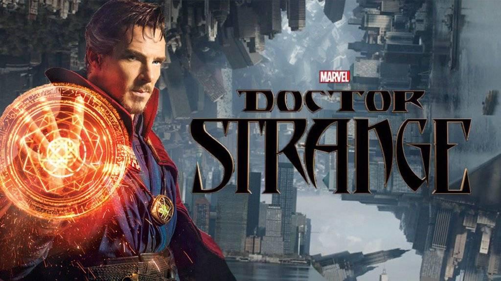Phù Thủy Tối Thượng - Doctor Strange (2016)