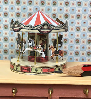 Miniature Merry Go Round ~ Where Small Things Live