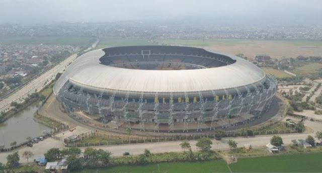 Tak Dipakai Persib, Stadion GBLA Tak Terawat Karena Tidak Ada Pemasukan
