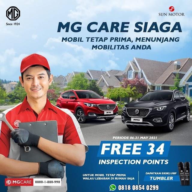 Promo Mobil MG Jelang Hari Raya Idul Fitri