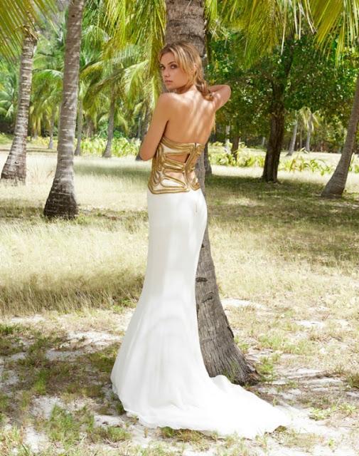 vestidos de novia sencillos y economicos