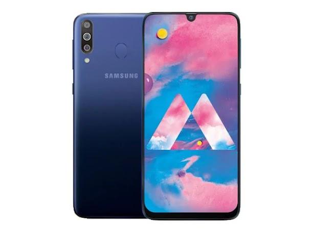 Samsung Galaxy M30 Resmi Melenggang di Indonesia, Inilah Harganya