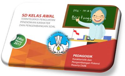 Download File Modul PKB Tahun 2017 Guru SD Kelas Awal